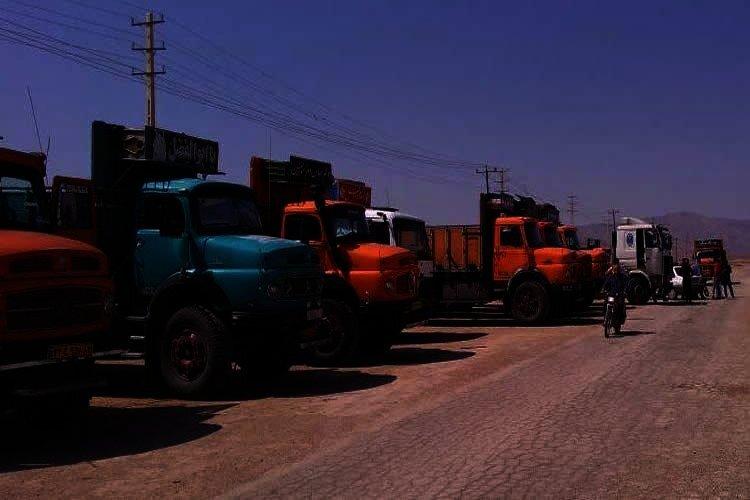 Iran Truckers Second Round