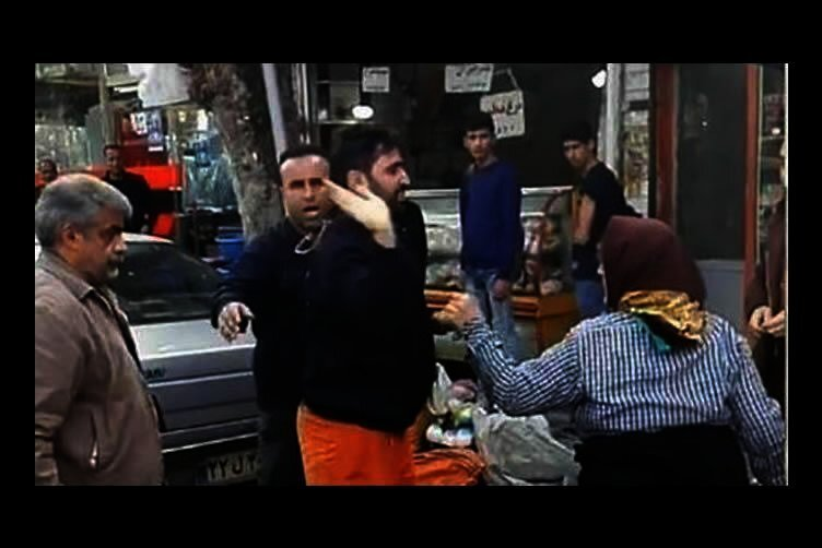 Iran Patrols Attack Peddlers