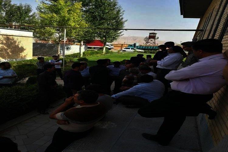 Iran's Truckers Strike