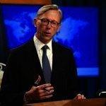 Brian Hook special envoy