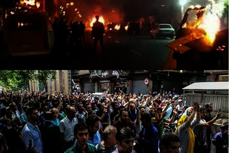 Suppression and Government Crackdown in Iran