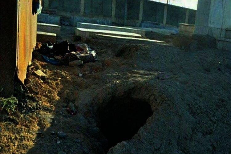 Iran's Homeless Sleepers