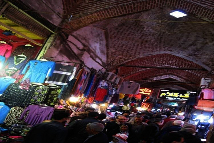 Mashhad Shoemakers Protest