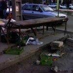 Ahvazi Street Seller Killed