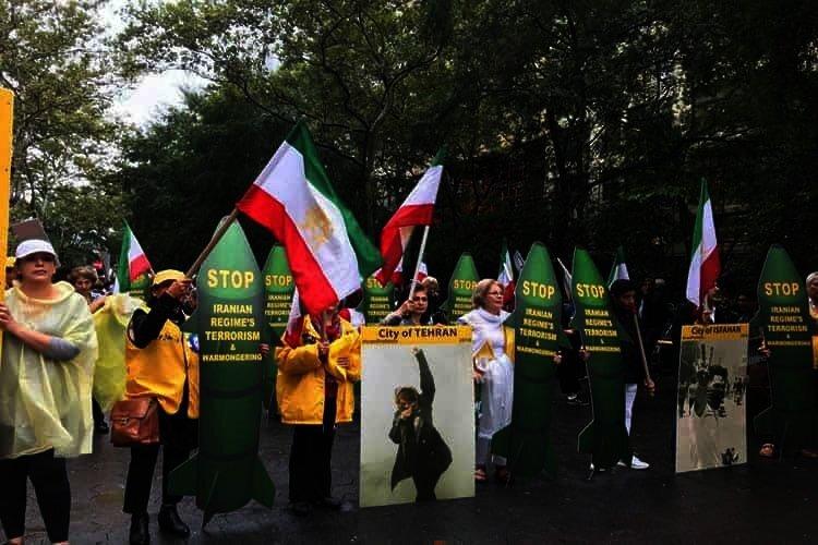 Trump Says NO Nuclear Iran