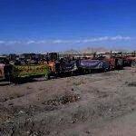 Isfahan Farmers Protest
