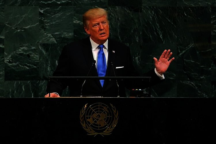 Trump's speech to the UNGA