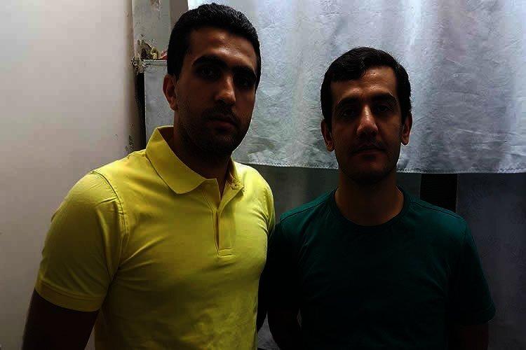 Zaniar and Loghman Moradi
