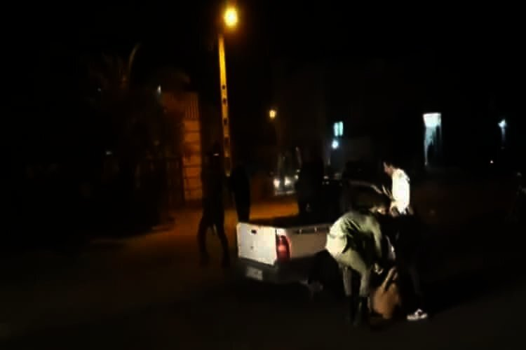 Ahwaz arrests after shooting