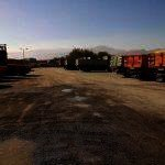 Iranian Truckers Strike
