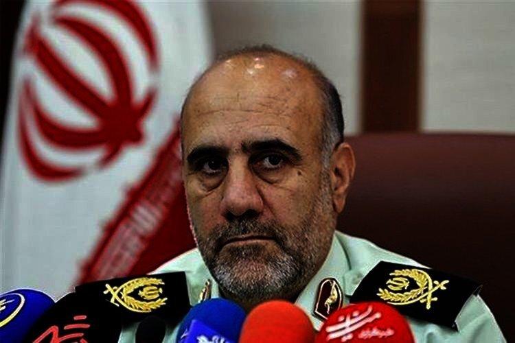 Tehran Chief of Police