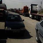 Truckers' strike crippling Iran