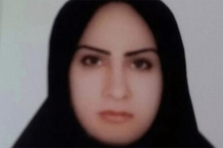Iran executes female juvenile offender.