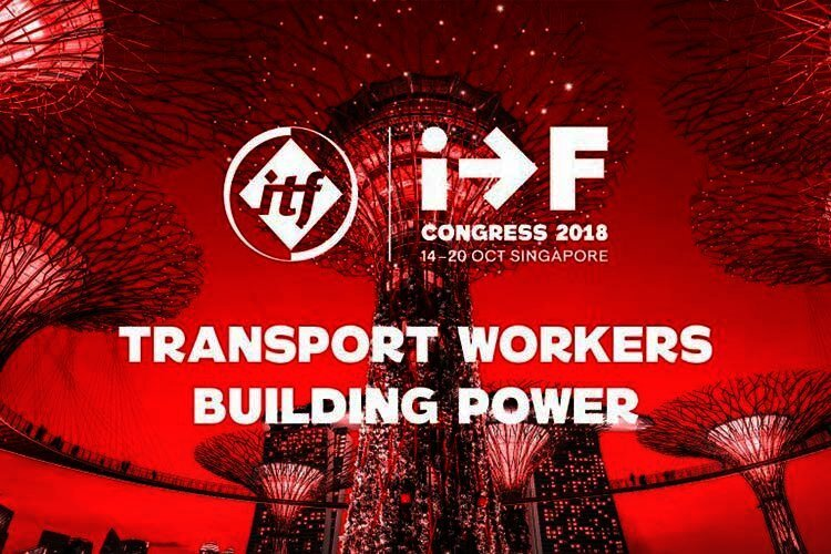 44th ITF Congress voices support for Iran truckers
