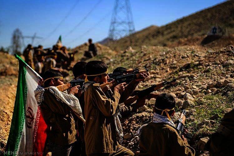 US Treasury sanctions Basij paramilitary force