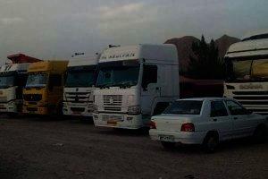 Iranian's truckers start fourth round