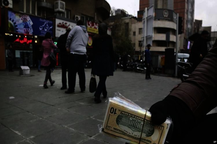 Iran's middle class gets poor
