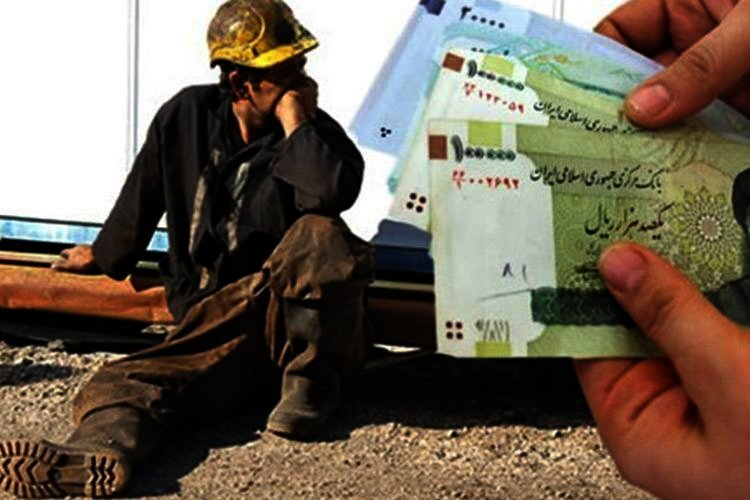 Iran workers