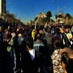Protest on the rise in Iran