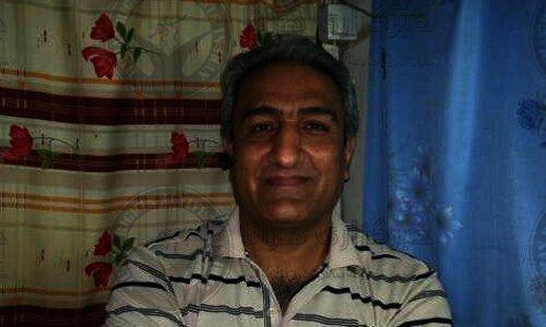 Political prisoner Afshin Baimani