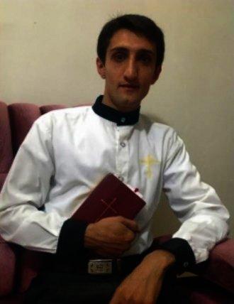 Political prisoner Ibrahim Firouzi