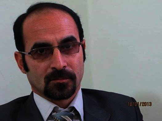 Political prisoner Latif Hassani
