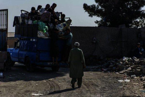 Ashraf Abad trash scavengers