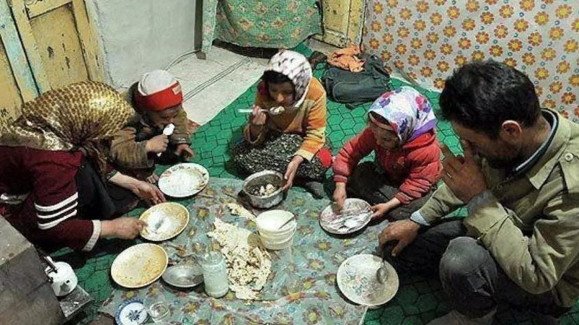Image result for poverty in iran