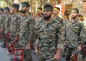 IRGC patrols