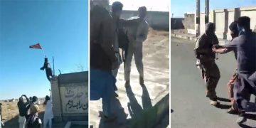 Locals take over IRGC base in SE Iran