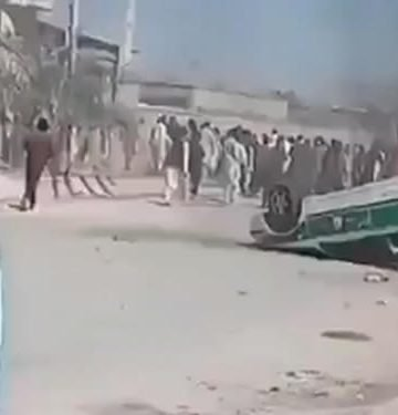 Sistan and Baluchestan protests