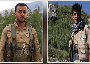 Two Kurds killed- Hadi and Ayub